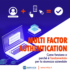 Multi-Factor Authentication: Come funziona e perché è fondamentale per la sicurezza aziendale
