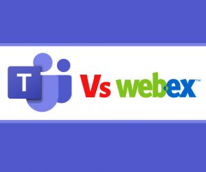 Microsoft Teams vs Webex