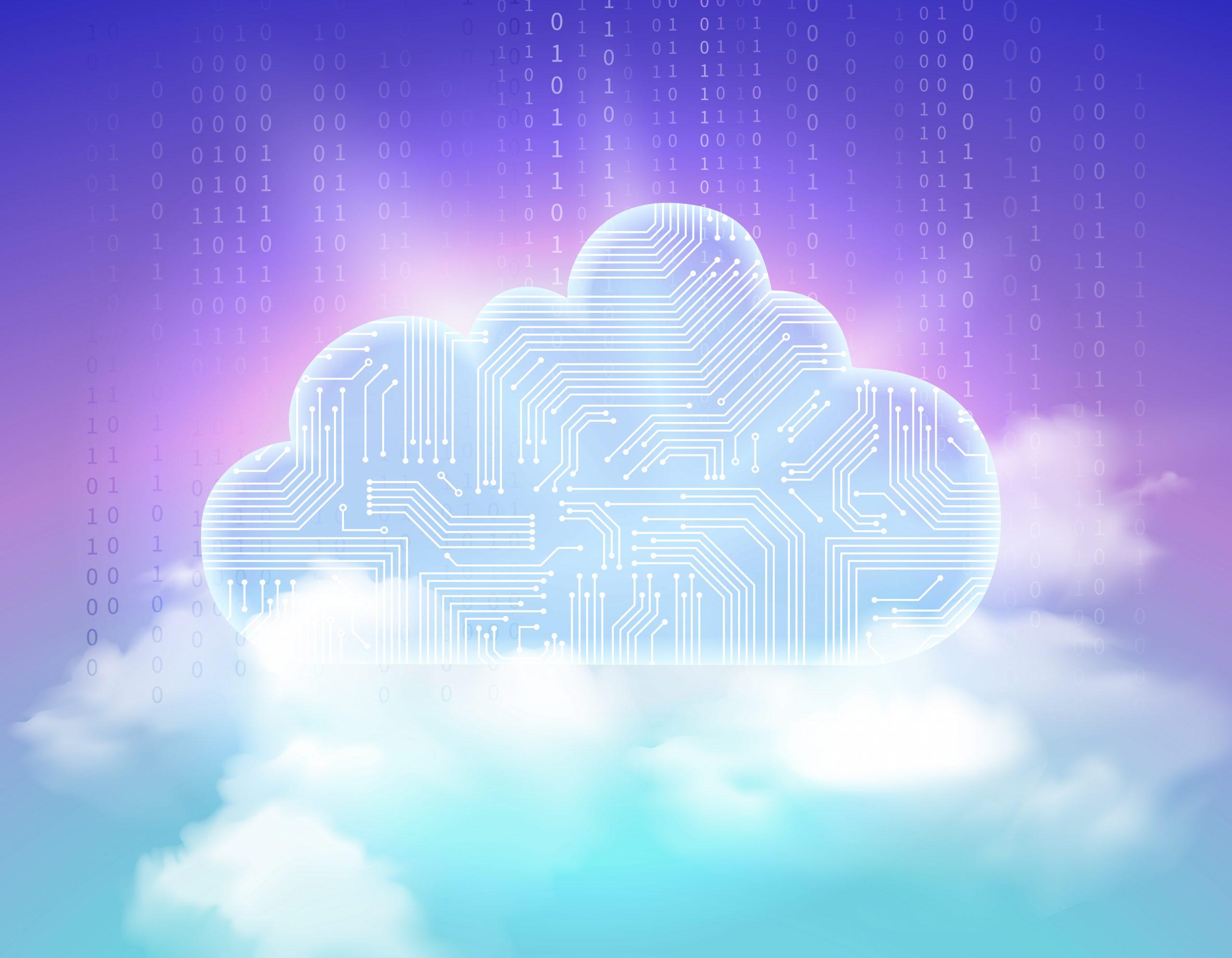 cloud distribuito